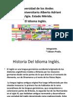 El Idioma Inglés.