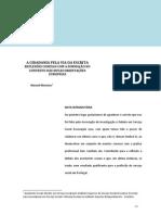 Manuel Menezes - 2005 - A Cidadania Pela via Da Escrita