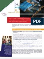 EdUSAResourceLibrary-InternshipsAndShortTermStudy