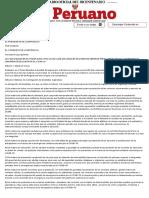 El Peruano - Ley que delega en el Poder Ejecutivo la facultad de legislar en diversas materias para la atención de la emergencia sanitaria producida por el COVID - 19 - LEY - Nº 31011 - PODER LEGISLATIVO - CONGRESO DE LA REPUBLICA