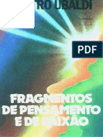 Fragmentos de Pensamento e de Paixão - Pietro Ubaldi