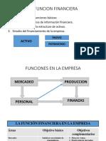 CLASE FUNCION FINANCIERA