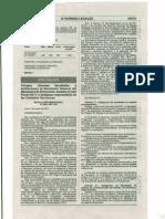 DELEGAN DIVERSAS FACULTADES Y ATRIBUCIONES AL SECRETARIO GENERAL DEL MINISTERIO DE EDUCACIÓN, DURANTE AÑO FISCAL 2011 Y DESIGNAN RESPONSABLES DE LAS UNIDADES EJECUTORAS