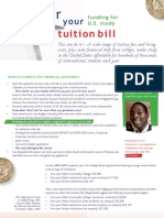 Ed Usa Undergraduate Funding