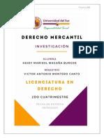 INVESTIGACIÓN DEL COMERCIO