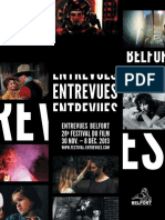 Festival Entrevues - Catalogue 2013