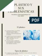 Plastico y sus problemas, conceptos basicos