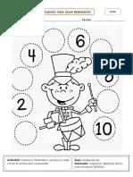 Ficha_Matemáticas_Tamborilero_Números de 1 a 10.pdf