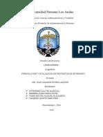 ESTRUCTURA FORMULACION DE PROYECTO ADMI 1 - UPLA