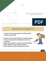 UNIDAD-4-SUSPENSION Y EXTINCION DEL VINCULO LABORAL.pptx