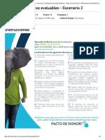 Actividad de puntos evaluables - Escenario2 costo y presupuesto]