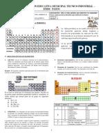 Guía 3 T. periódica 2020