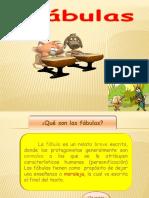 POWER DE LA FABULA