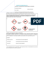 REPORTE DE LABORATORIO trabajo