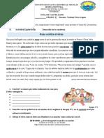 Guía 3 Castellano y Comprensión 5°