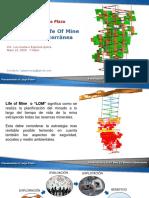 Planificacion LOM Subterraneo - Gustavo Espinoza