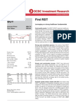 2010 Jun 07 - OCBC - First Reit