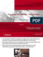 Procesos- FCAW