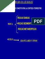 PRESENTACIONES-ORIGEN DE LOS SUELOS