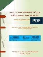 MARCO LEGAL DE PPROTECCIÓN DE NIÑAS, NIÑOS