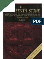 Thirteenth Stone - Jesus Myth Exploded  by  R Lewis.pdf