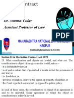 Lawful consideration and object.ppt