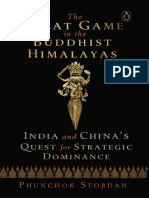 Phunchok Stobdan - The Great Game in the Buddhist Himalayas_ India and China's Quest for Strategic Dominance-Penguin Books (24 Oct 2019)