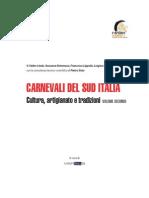 I Carnevali del sud Italia - Cultura, artigianato e tradizioni