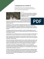 La encrucijada de la globalización por el COVID 19.pdf