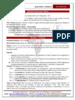 Harambe-Cameroun - En UNE PAGE -2011
