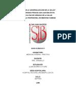 Caso Clínico 1 Monografía