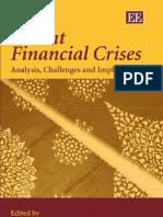 Recent Financial Crises