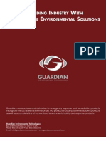 Environment Friendly Products Catalog - Guardian Environmental