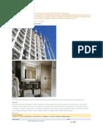 opciones de hoteles