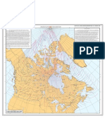 Magnetic Declination Chart.canada