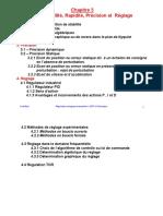 Régulation analogique industrielle ESTF- G.Thermique
