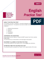 IBT_Sample_paper_Grade_10_English