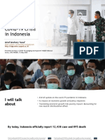 Covid-19 Pandemic and Its Poverty Impact in Indonesia
