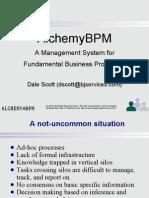 AlchemyBPM Overview 12
