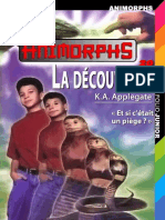 Applegate,K.A.-[Animorphs-20]La Decouverte(1998).French.ebook.AlexandriZ