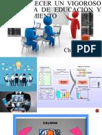 presentación calidad