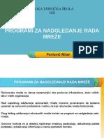Programi Za Nadgledanje Rada Mreze