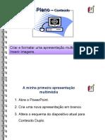 Plano aula 3