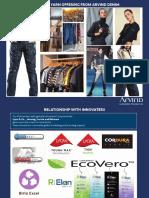 Speciality yarn E Brochure
