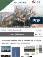 Concretos Especiales-HPC
