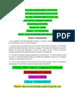 PGDBM Semester 1.docx