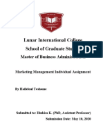 Haileleul Teshome MM Individual Assignment.docx