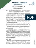 Orden SND-274-2020 Servicios Esenciales