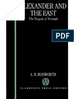 [a. B. Bosworth] Alexander and the East