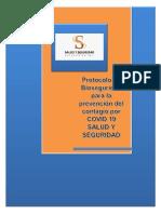 1. Protocolo de Bioseguridad SALUD Y SEGURIDAD